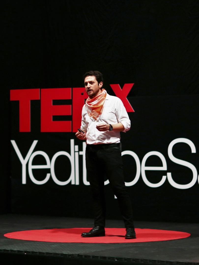Onur Kutlu Gago TEDx Speech